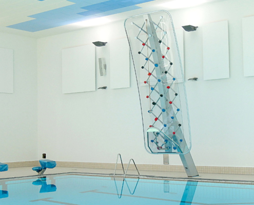 WATERCLIMBING WS600-U