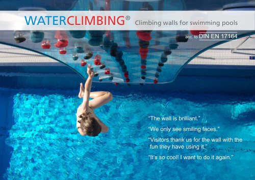 WATERCLIMBING Brochure